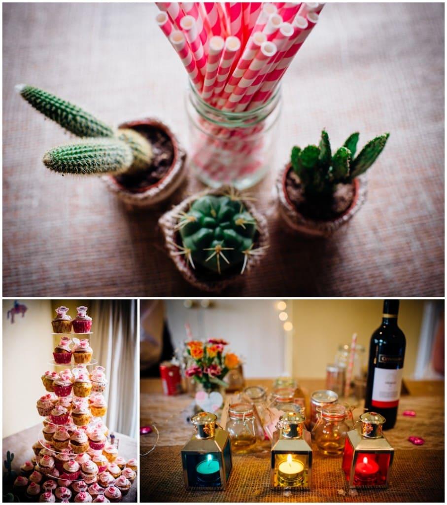 wedding cactus