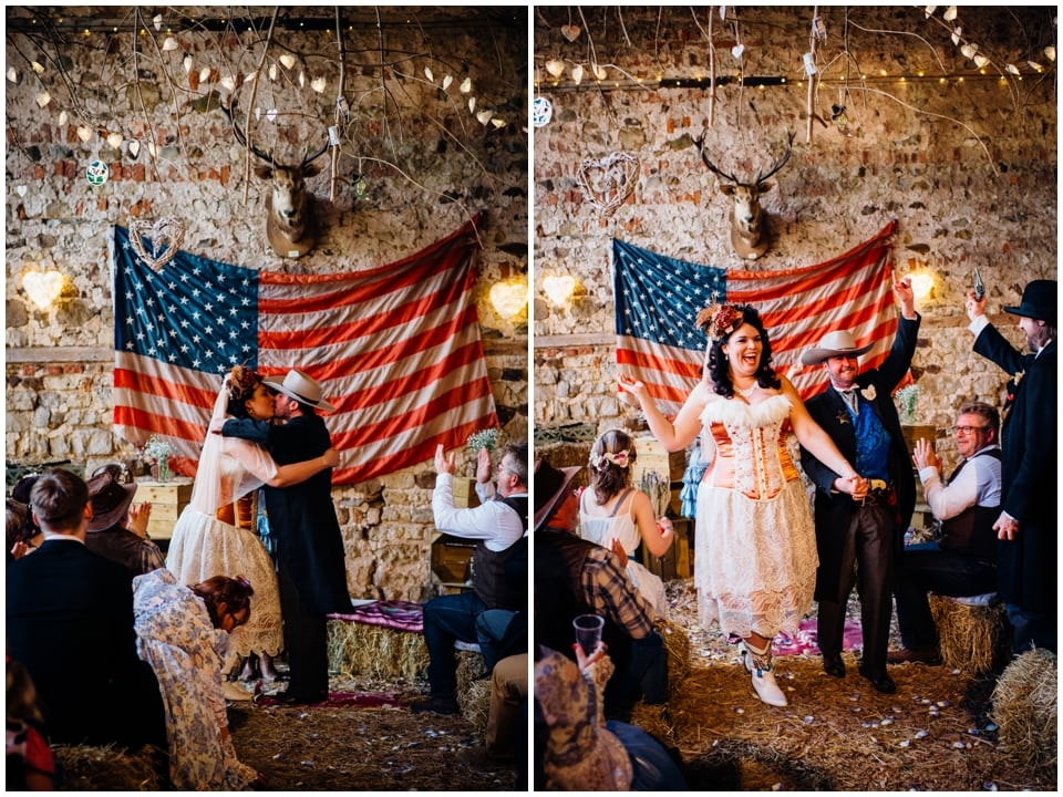 fun quirky wedding photography