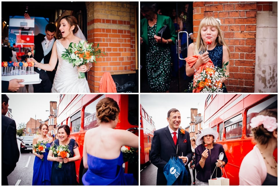London underground wedding_0302