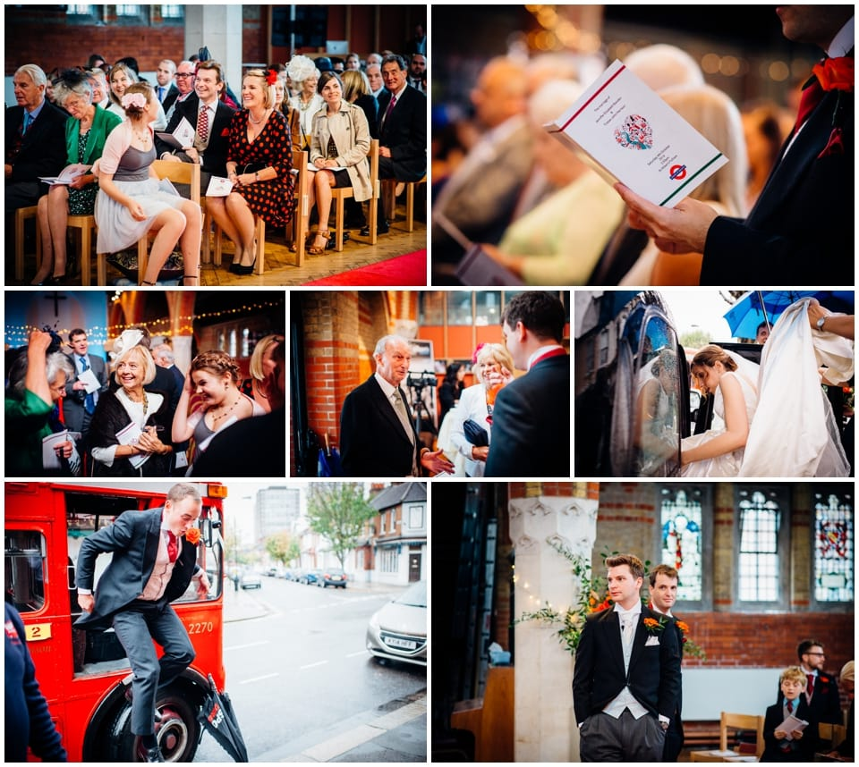 London underground wedding_0297
