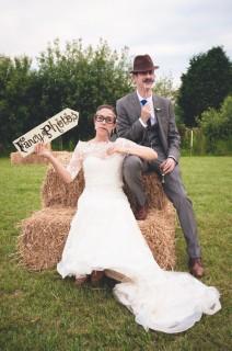 DIY Festival Wedding Fancy Dress
